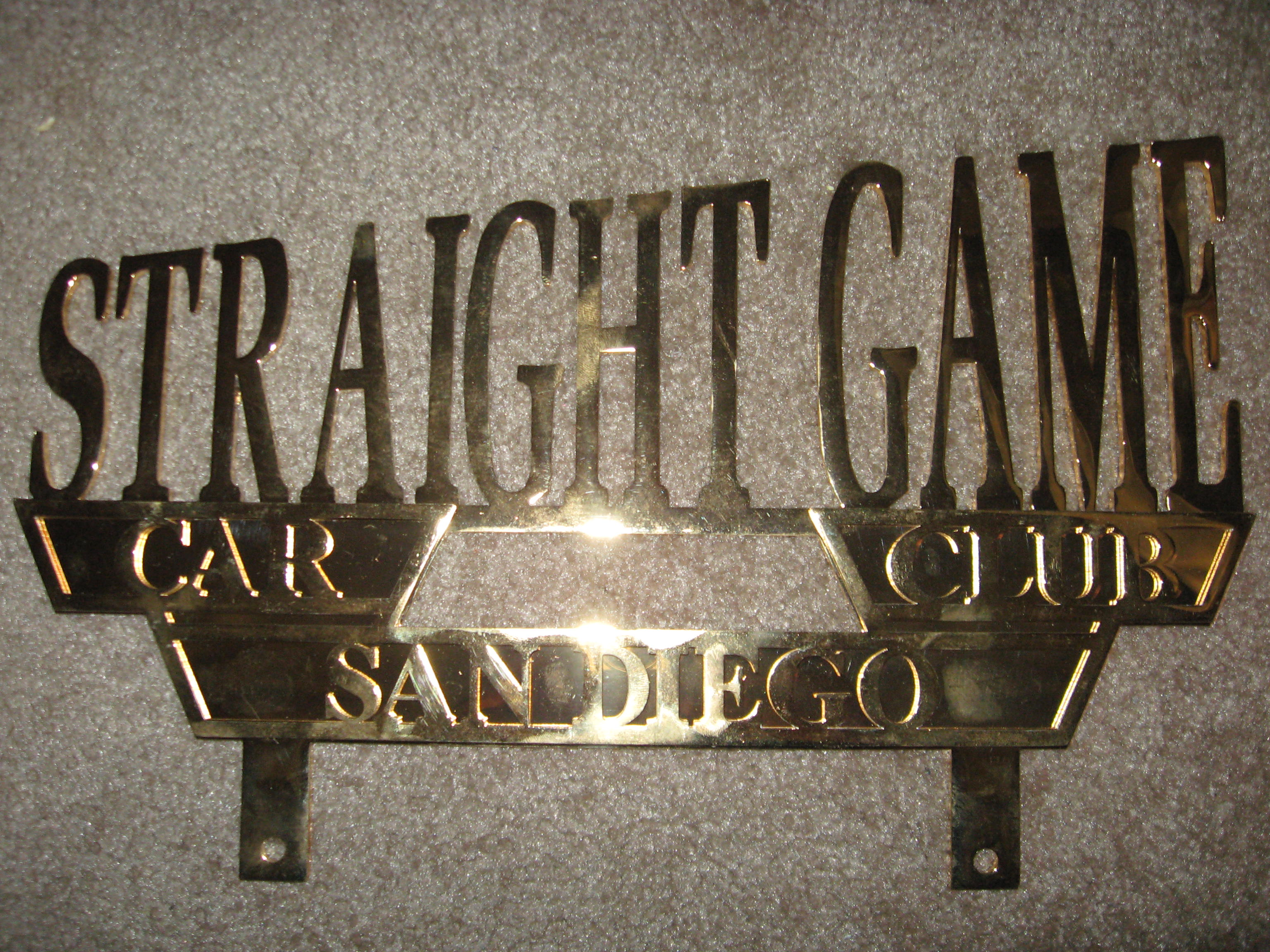 STRAIGHT GAME C.C SAN DIEGO avatar