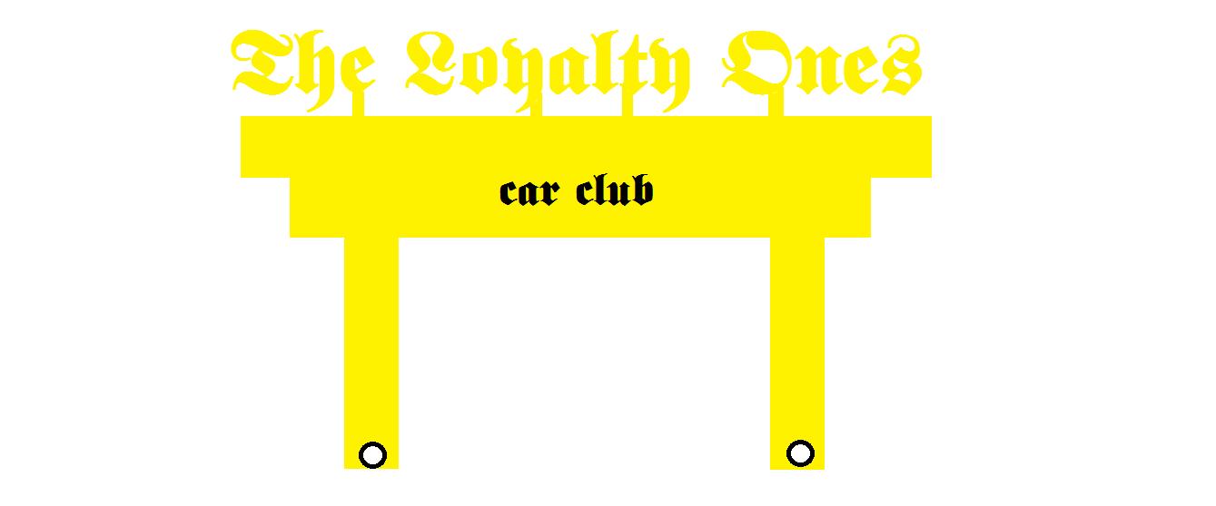 The Loyalty Ones  Car Club avatar